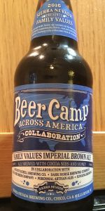 Beer Camp Across America - Family Values