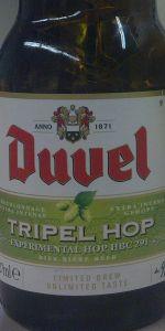 Duvel Tripel Hop 2016 (Experimental Hop HBC 291)