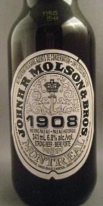John H. R. Molson & Bros. 1908 Historic Pale Ale