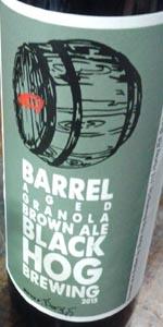 Granola Brown Ale - Bourbon Barrel-Aged