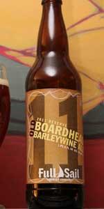 Old Boardhead Barleywine Ale