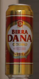 Birra Dana Conad Bionda Classica