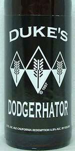 Duke's Dodgerhator