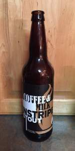 Coffee And Milk Pinstripe Stout