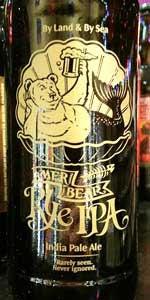 MerBear Rye IPA