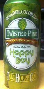 Twisted Pine Hoppy Boy IPA