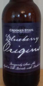 Blueberry Origins