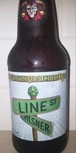 Line Street Pilsner