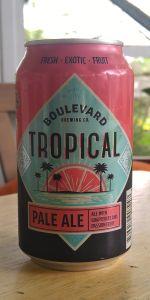 Tropical Pale Ale