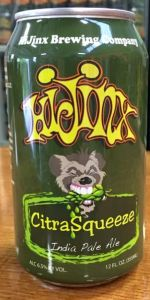 CitraSqueeze India Pale Ale
