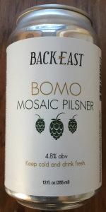 Bomo Mosaic Pilsner