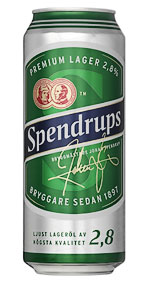 Spendrups 2,8