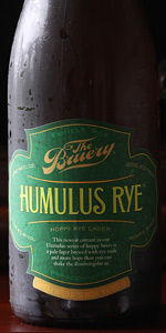 Humulus Rye