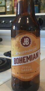Joseph's Brau Bohemian Lager