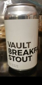 Breakfast Stout (Nitro Can)