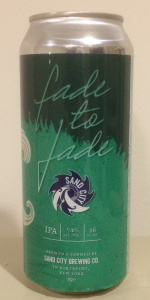 Fade To Jade