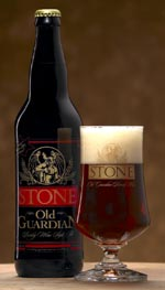 Stone Old Guardian Barley Wine Style Ale 2005