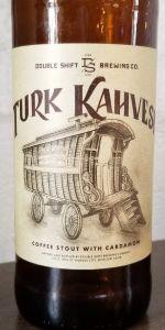 Turk Kahvesi Turkish Coffee Stout