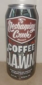Coffee J.A.W.N. (Juicy Ale With Nugget)