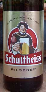 Schultheiss Pilsner