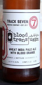 Blood Transfusion IPA
