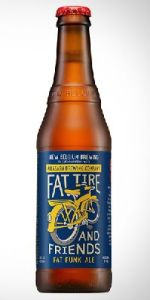 Fat Tire And Friends Fat Funk Ale
