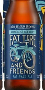 Fat Tire And Friends Fat Pale Ale