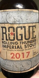 Rolling Thunder Imperial Stout