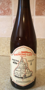 Wicked Weed / Jester King - The Parking Lot Grissette