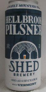 Hellbrook Pilsner