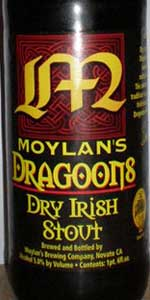 Dragoon's Irish Dry Stout