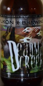 Deadman Creek Cranberry Wheat Ale