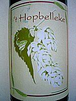 Hopbelleke