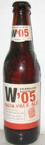 W'05 India Pale Ale
