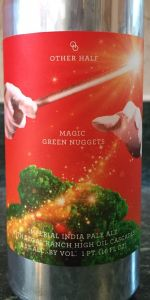 Magic Green Nuggets