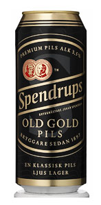 Spendrups Old Gold Pils 3,5