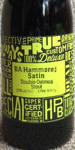BA Hammered Satin