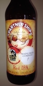 Heavy Seas / Maine Beer Co. The Partner Ships Red IPA