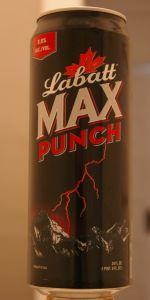 Labatt Max Punch