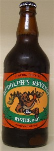 Rudolph's Revenge Winter Ale (6%)