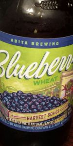 Abita Blueberry Wheat (Harvest Series)