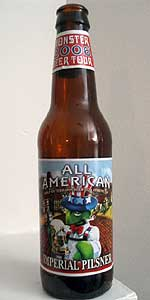 All American Imperial Pilsner