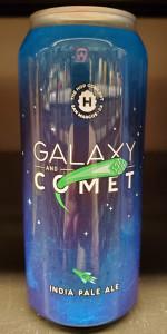 Galaxy & Comet IPA