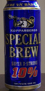 Kopparbergs Special Brew Super X-strong