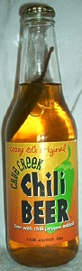 Crazy Ed's Cave Creek Chili Beer