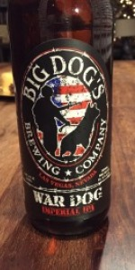 War Dog Double IPA