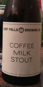 Coffee Milk Stout