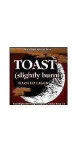 Toast (Slightly Burnt)