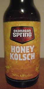 Honey Kölsch