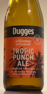 Stillwater / Dugges - Tropic Punch Ale